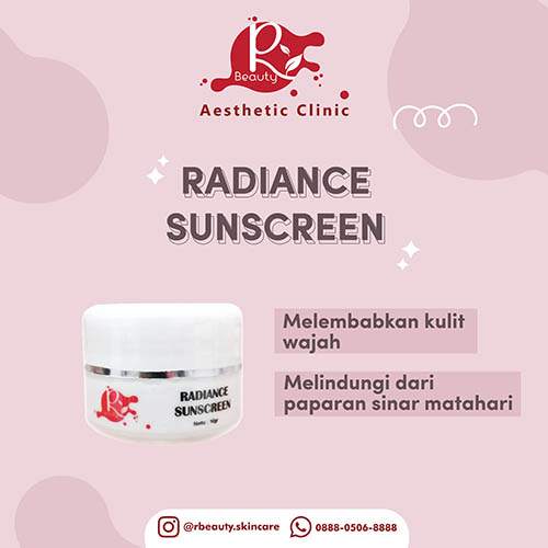Radiance Sunscreen