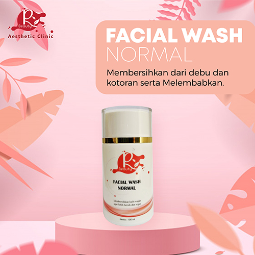 Facial Wash Normal