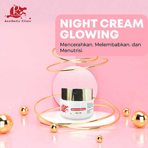 Night Cream Glowing
