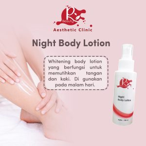 Night Body Lotion