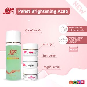 Brightening Acne