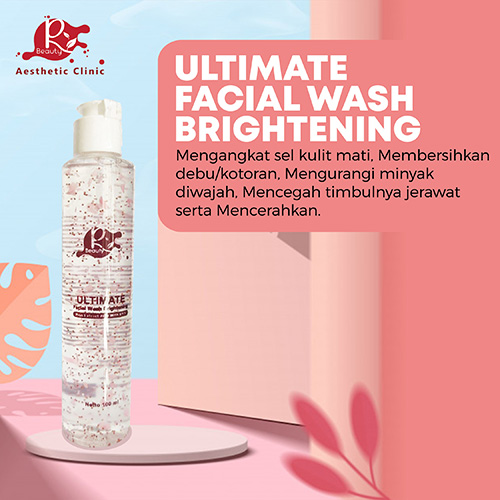 Ultimate Facial Wash Brightening