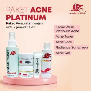 Acne Platinum
